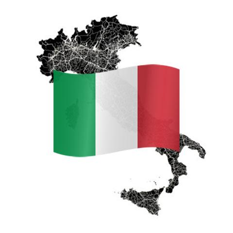 Productos de Italia